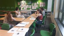 HNA-Redakteurin besucht Schülerzeitungsteam