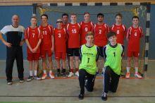 Regionalentscheid im Handball WKIII 2018