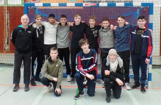 Landesentscheid Handball 2018