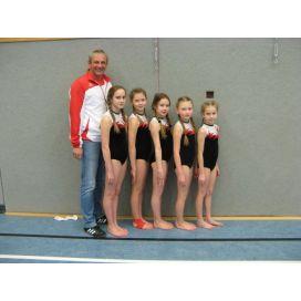 Jugend trainiert für Olympia (Gerätturnen WK IV)