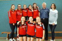 Regionalentscheid Volleyball 2018 Mädchen WK IV