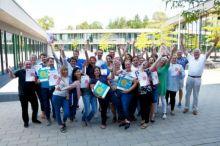 27 Teilnehmerinnen und Teilnehmer bei Lions-Quest-Fortbildung