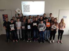 Projekt IT2School mit BBraun gestartet