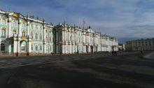 Sankt Petersburg Fahrt 2019
