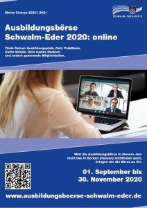 Ausbildungsbörse Schwalm-Eder dieses Jahr online