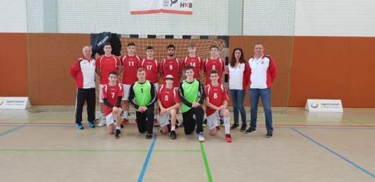 Handball Bundesfinale